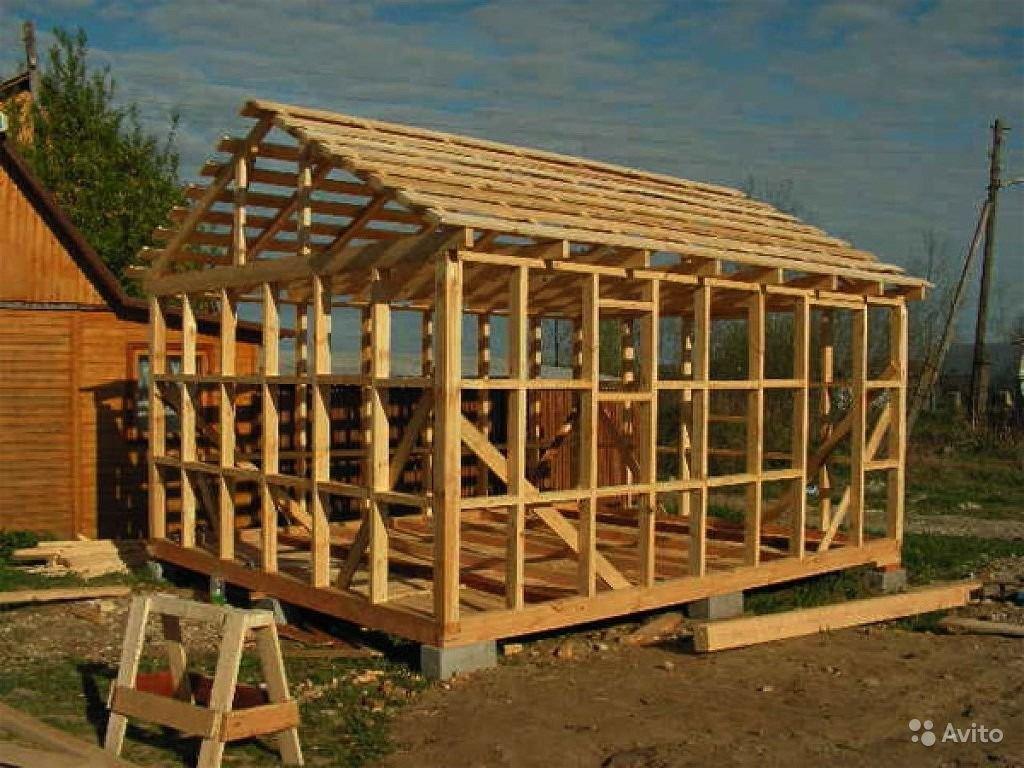 Как быстро и недорого построить дачу своими руками 92